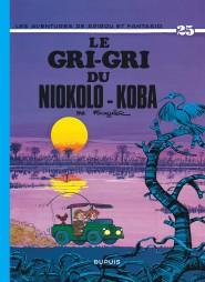 Spirou et Fantasio tome 25