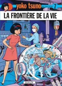 cover-comics-yoko-tsuno-tome-7-la-frontire-de-la-vie