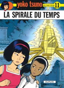 cover-comics-yoko-tsuno-tome-11-la-spirale-du-temps
