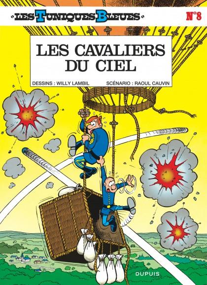 Les Tuniques Bleues - Les Cavaliers du ciel