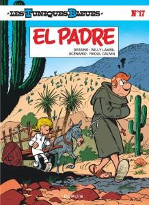 cover-comics-les-tuniques-bleues-tome-17-el-padre