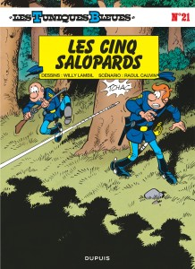cover-comics-les-cinq-salopards-tome-21-les-cinq-salopards