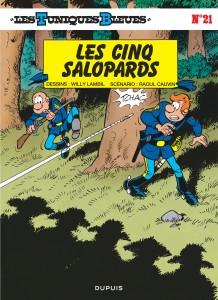 cover-comics-les-tuniques-bleues-tome-21-les-cinq-salopards