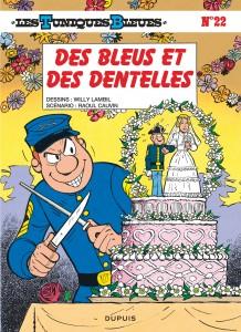 cover-comics-les-tuniques-bleues-tome-22-des-bleus-et-des-dentelles