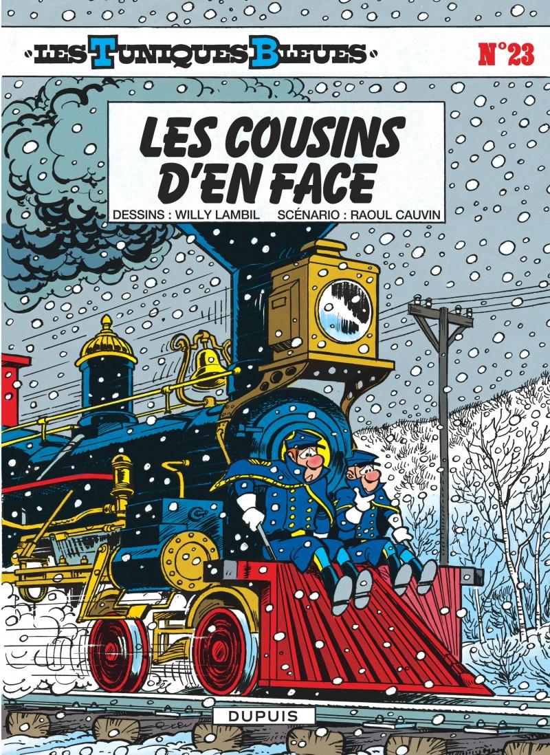 Les Tuniques Bleues - tome 23 - Les Cousins d'en face