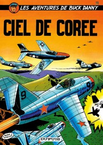 cover-comics-buck-danny-tome-11-ciel-de-core