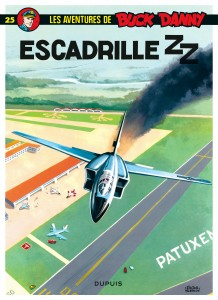 cover-comics-buck-danny-tome-25-escadrille-zz