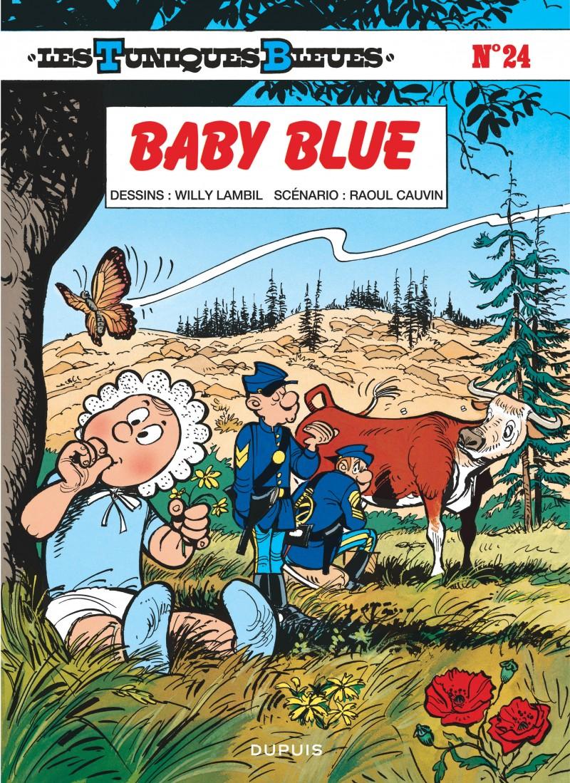 Les Tuniques Bleues - tome 24 - Baby blue