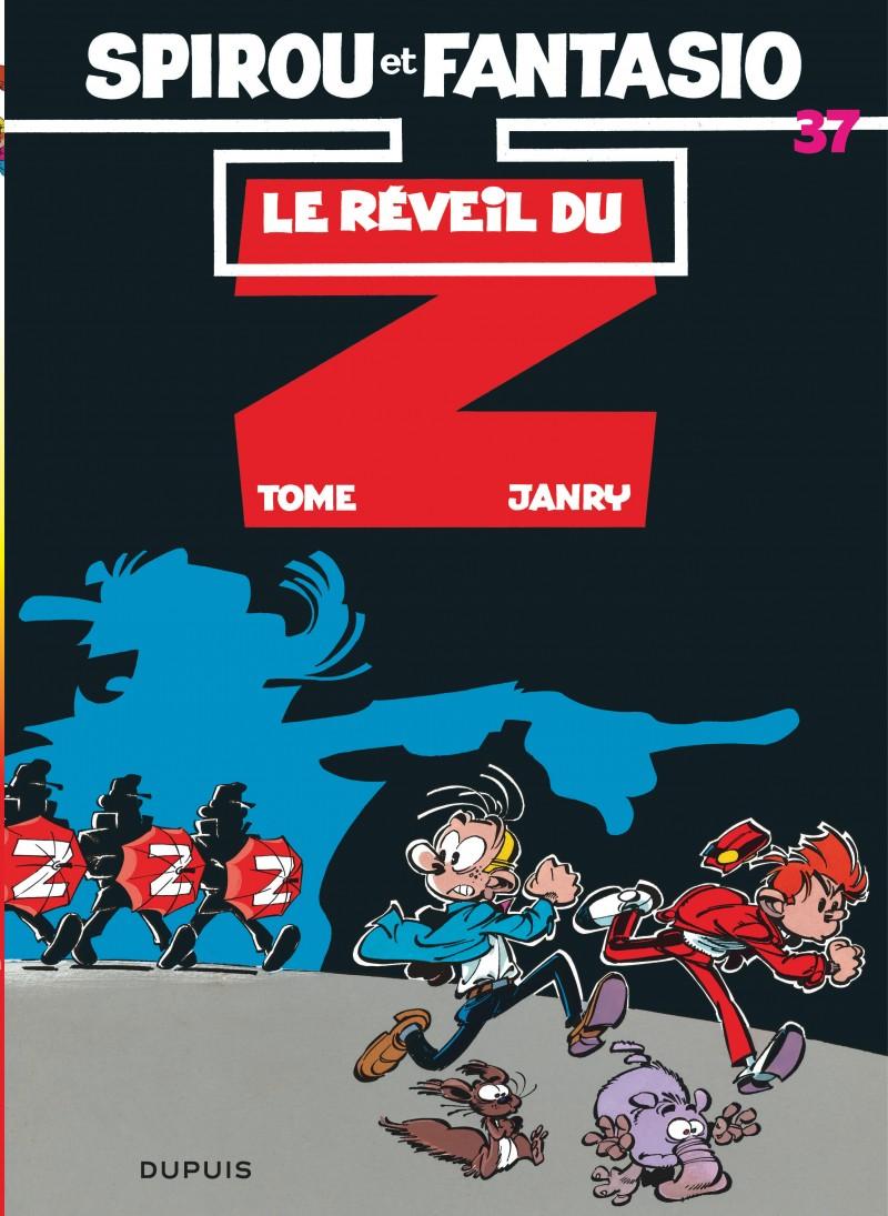 Spirou and Fantasio - tome 37 - Le Réveil du Z