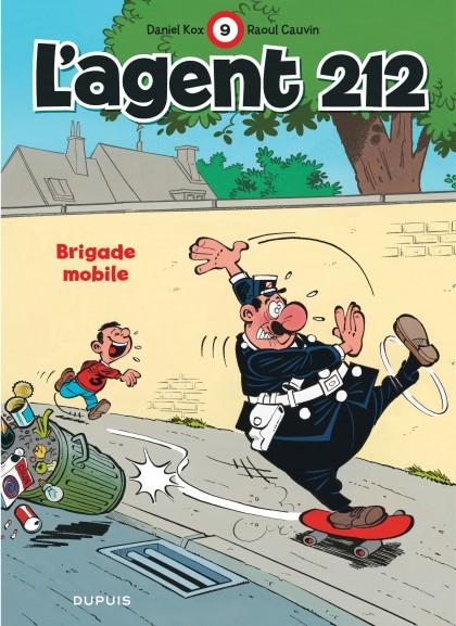 Agent 212 - Brigade mobile