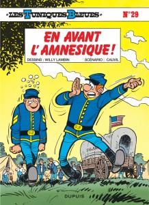 cover-comics-les-tuniques-bleues-tome-29-en-avant-l-8217-amnsique