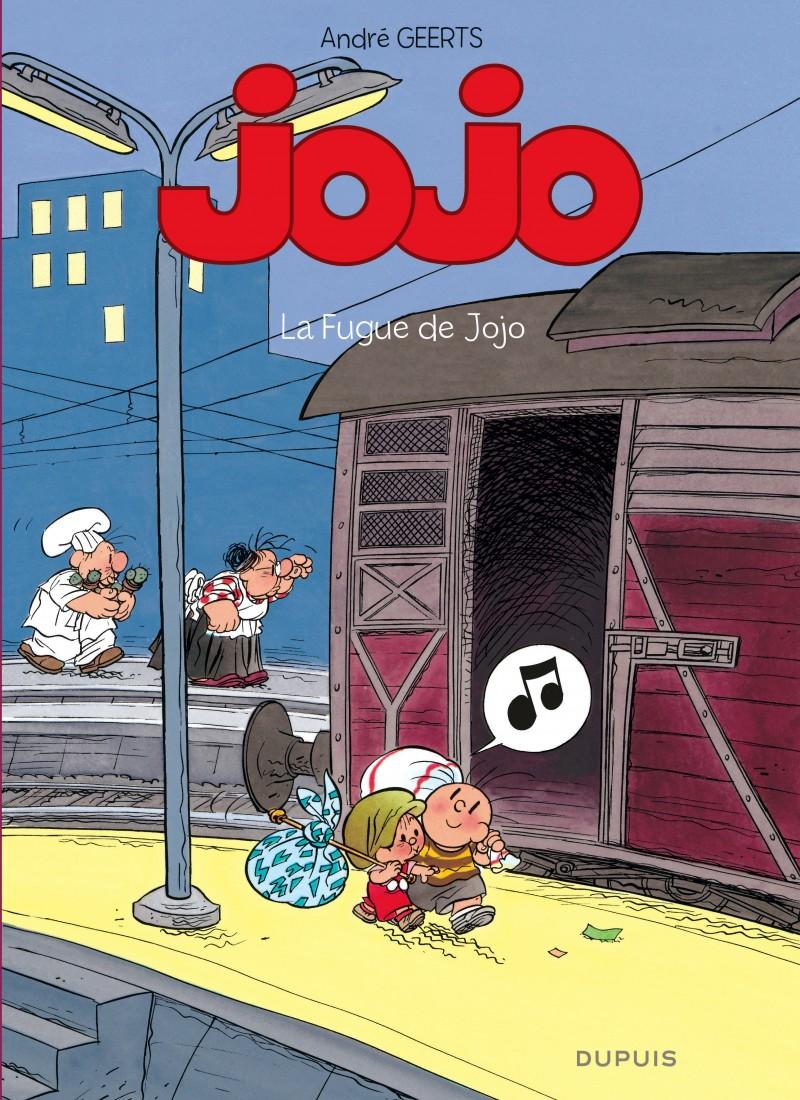 Jojo - tome 2 - La Fugue de Jojo