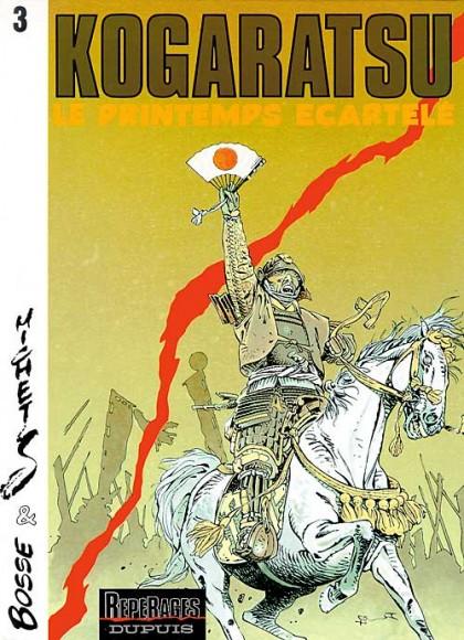 Kogaratsu - Le Printemps écartelé