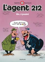 L'agent 212 tome 12
