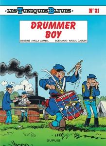 cover-comics-les-tuniques-bleues-tome-31-drummer-boy