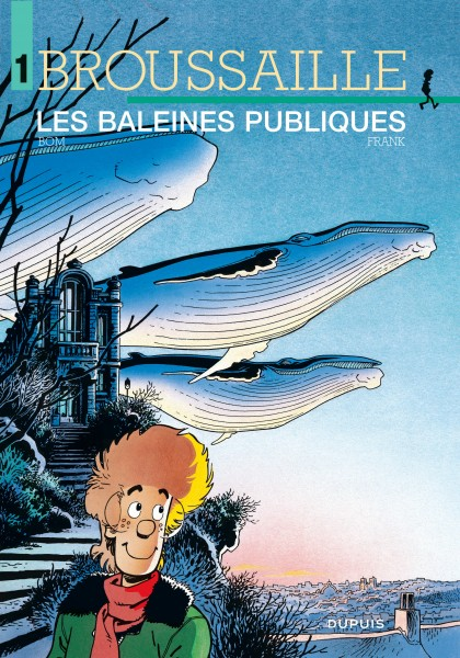 Broussaille - Les Baleines publiques
