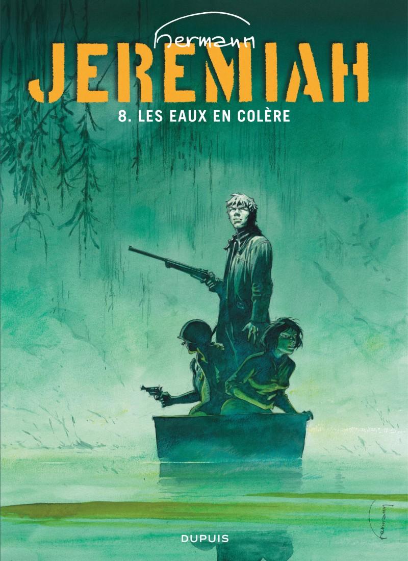 Jeremiah - tome 8 - Les Eaux de colère