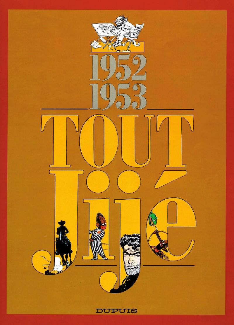 Complete Jijé - tome 2 - 1952-1953