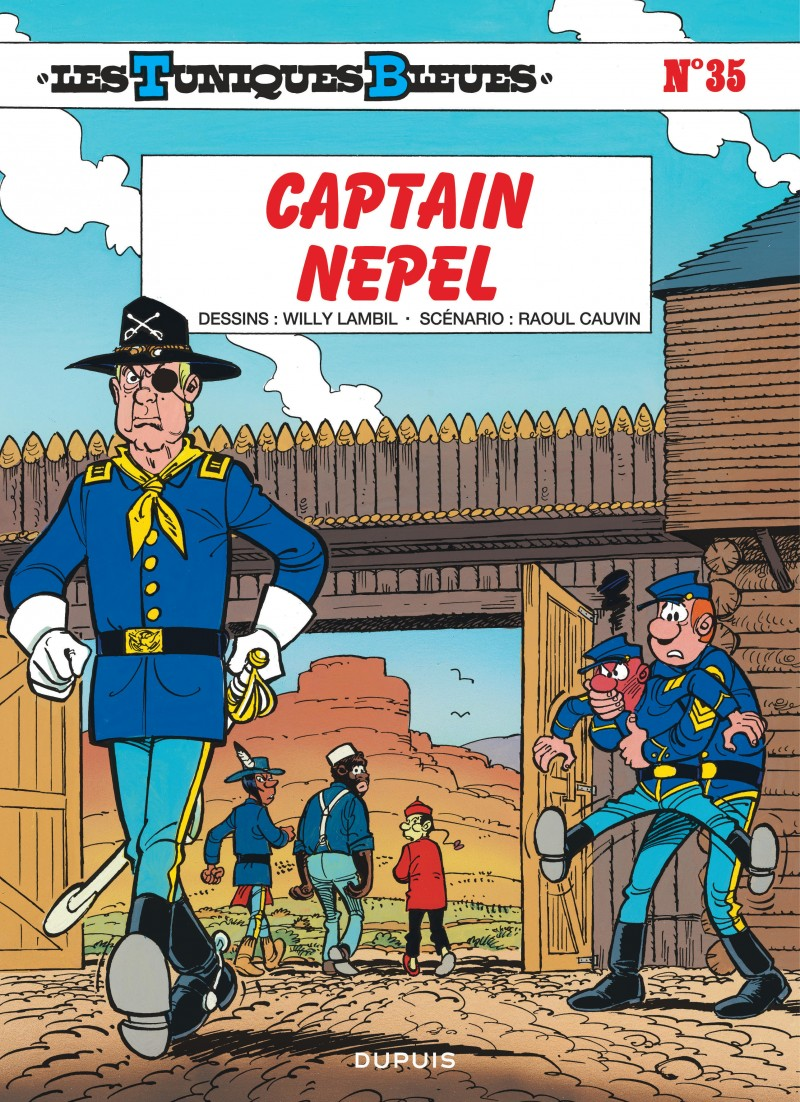 The Bluecoats - tome 35 - Captain Nepel