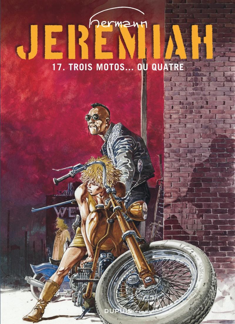 Jeremiah - tome 17 - Trois motos... ou quatre