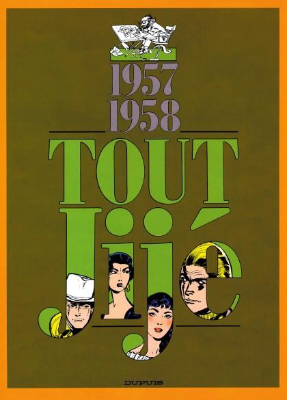 Tout Jijé - 1957-1958