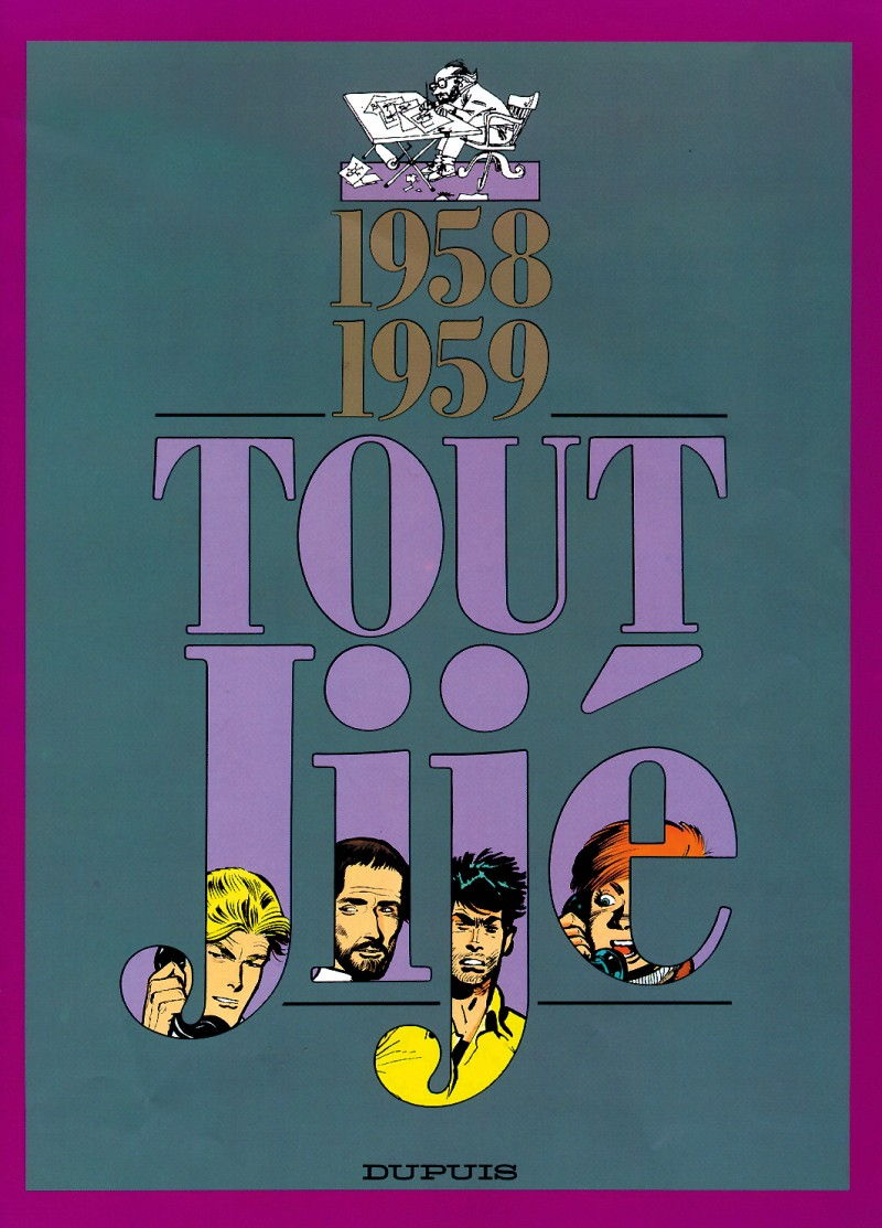 Complete Jijé - tome 7 - 1958-1959