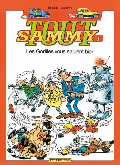 Tout Sammy - Les Gorilles vous saluent bien