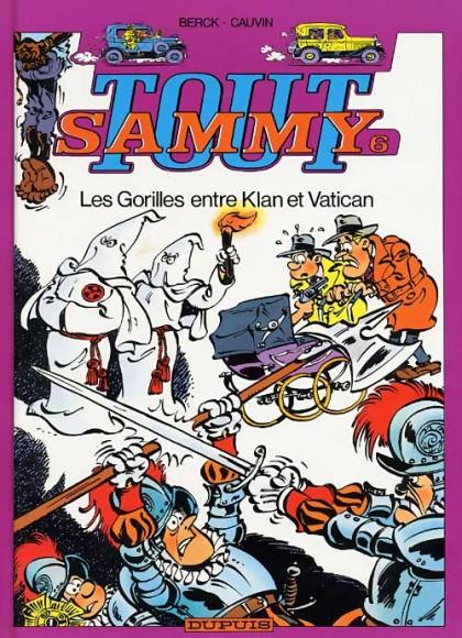 Complete Sammy - Les Gorilles entre Klan et Vatican