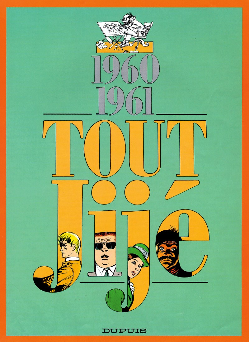 Complete Jijé - tome 8 - 1960-1961