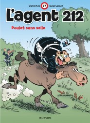 L'agent 212 tome 17