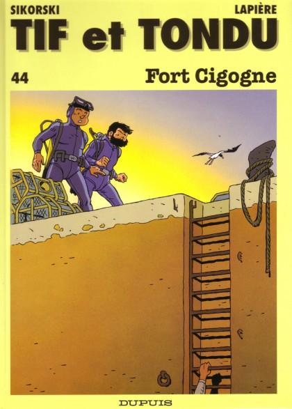 Tif et Tondu - Fort Cigogne