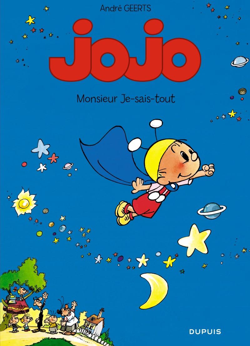 Jojo - tome 8 - Monsieur Je-sais-tout