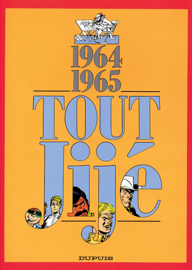 Complete Jijé - tome 11 - 1964-1965