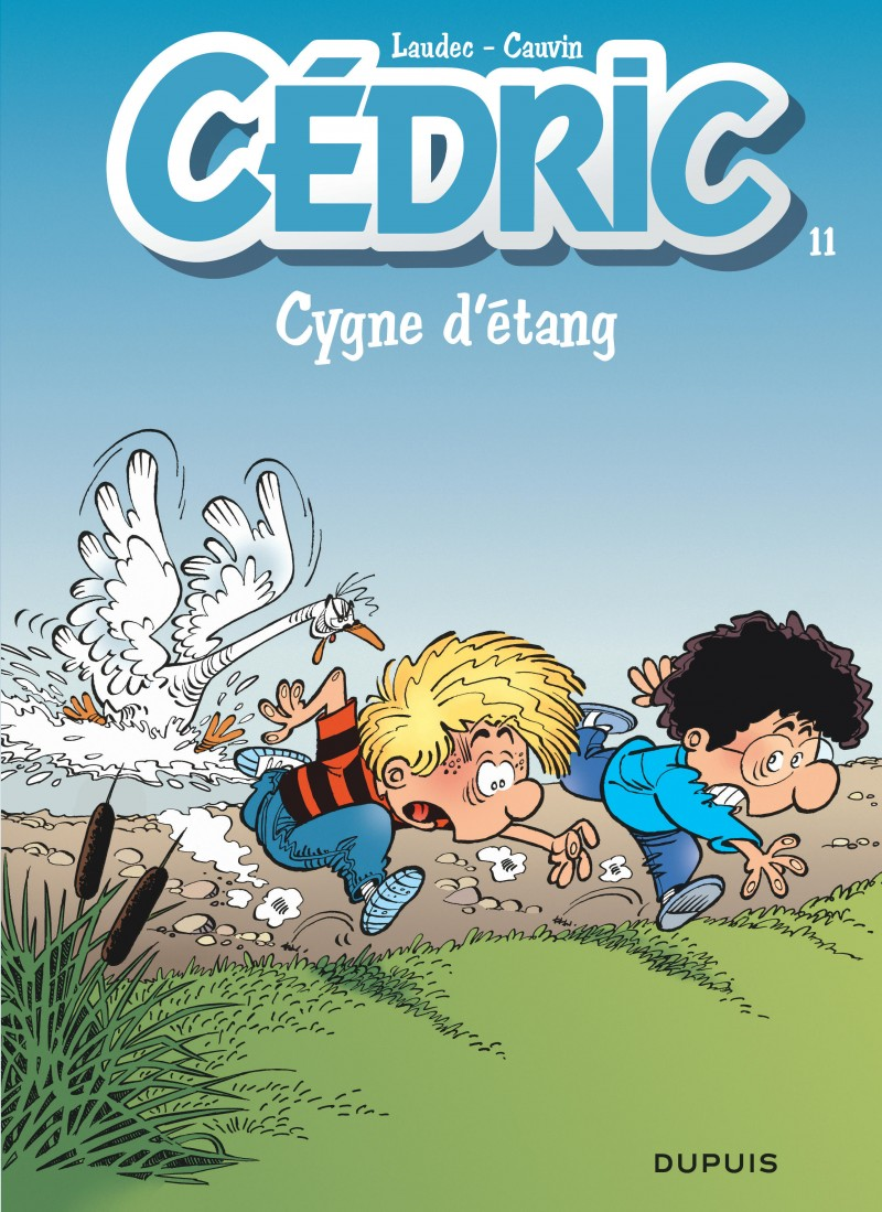 Cédric - tome 11 - Cygne d'étang