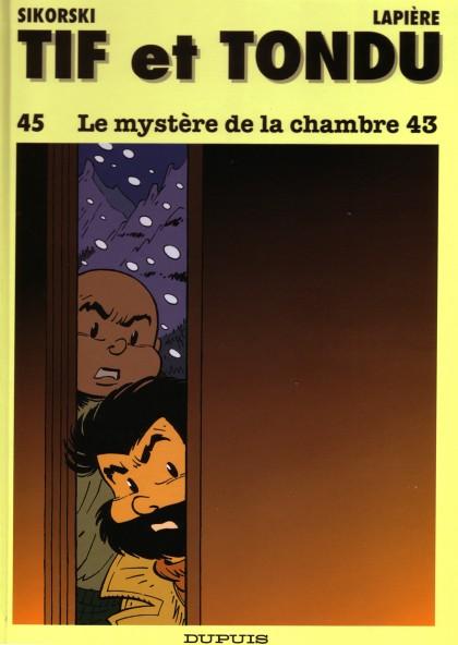 Tif et Tondu - Le Mystère de la chambre 43