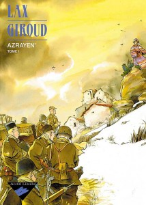 cover-comics-azrayen-8217-tome-1-azrayen-8217-tome-1