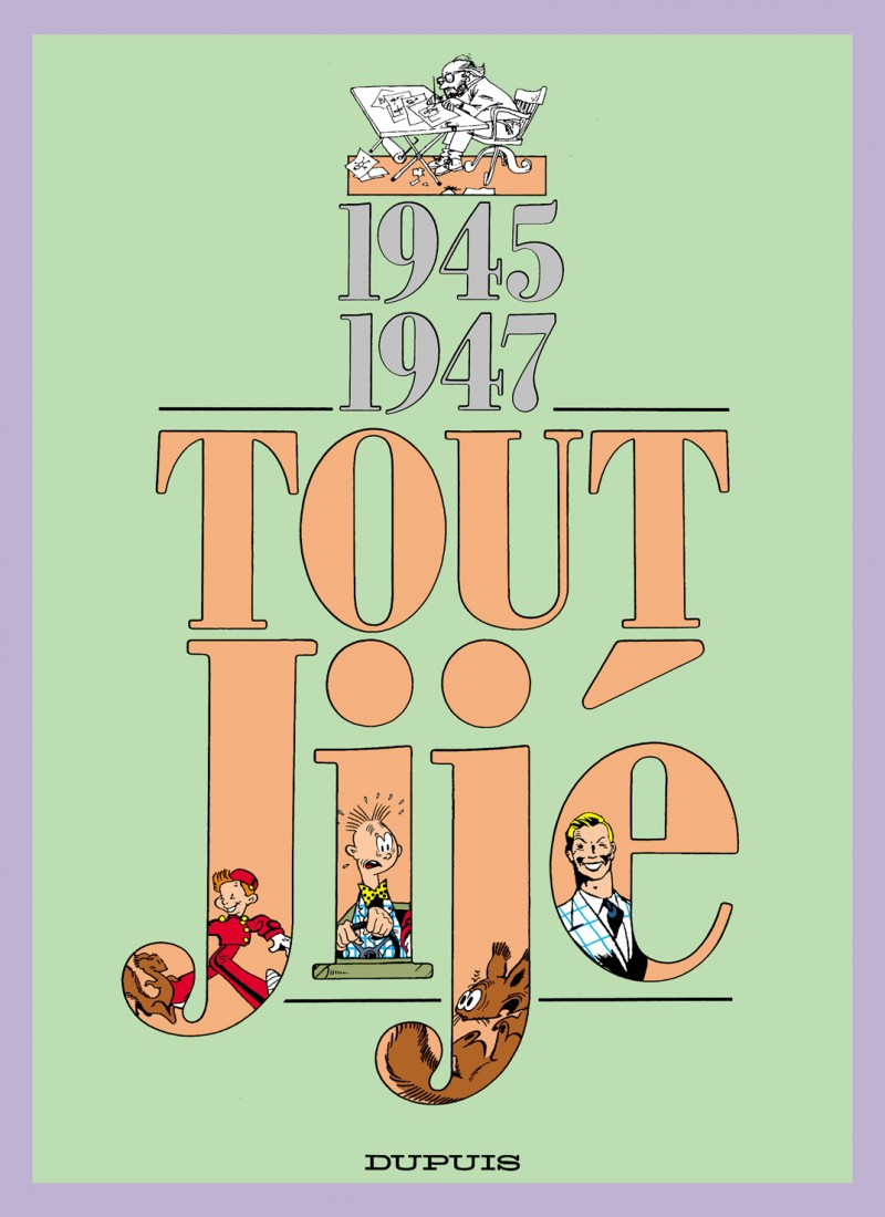 Complete Jijé - tome 15 - 1945-1947
