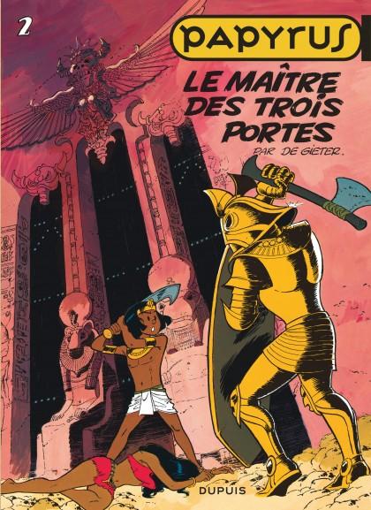 Papyrus - Le Maître des trois portes