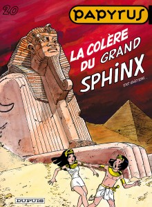 cover-comics-papyrus-tome-20-la-colre-du-grand-sphinx