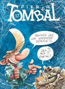 cover-comics-pierre-tombal-tome-17-devinez-qui-on-enterre-demain