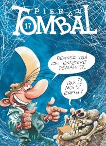 cover-comics-pierre-tombal-tome-17-devinez-qui-on-enterre-demain