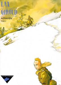 cover-comics-azrayen-8217-tome-2-tome-2-azrayen-8217-tome-2