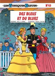 Les Tuniques Bleues tome 43