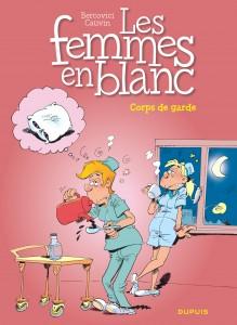 cover-comics-les-femmes-en-blanc-tome-21-corps-de-garde