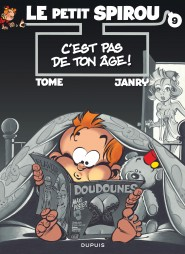 Le Petit Spirou tome 9