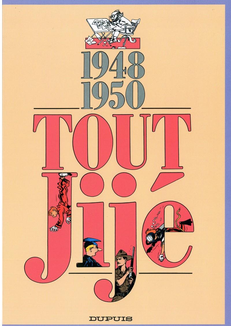 Complete Jijé - tome 14 - 1948-1950