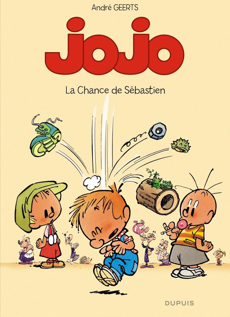 Jojo - tome 10 - La Chance de Sébastien