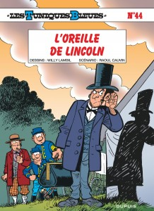 cover-comics-l-8217-oreille-de-lincoln-tome-44-l-8217-oreille-de-lincoln