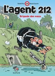 L'agent 212 tome 22