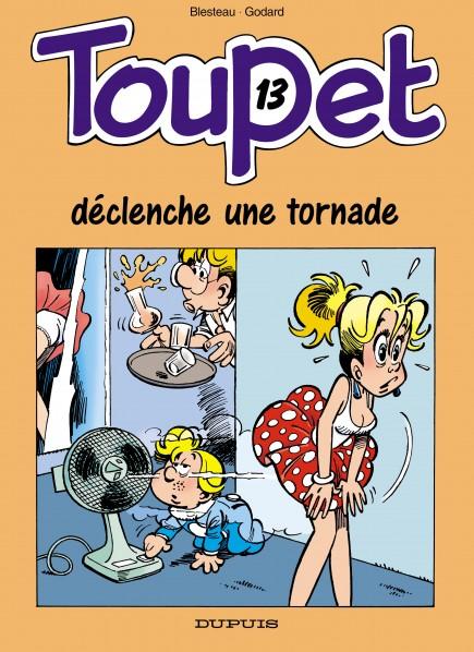 Toupet - Toupet déclenche une tornade